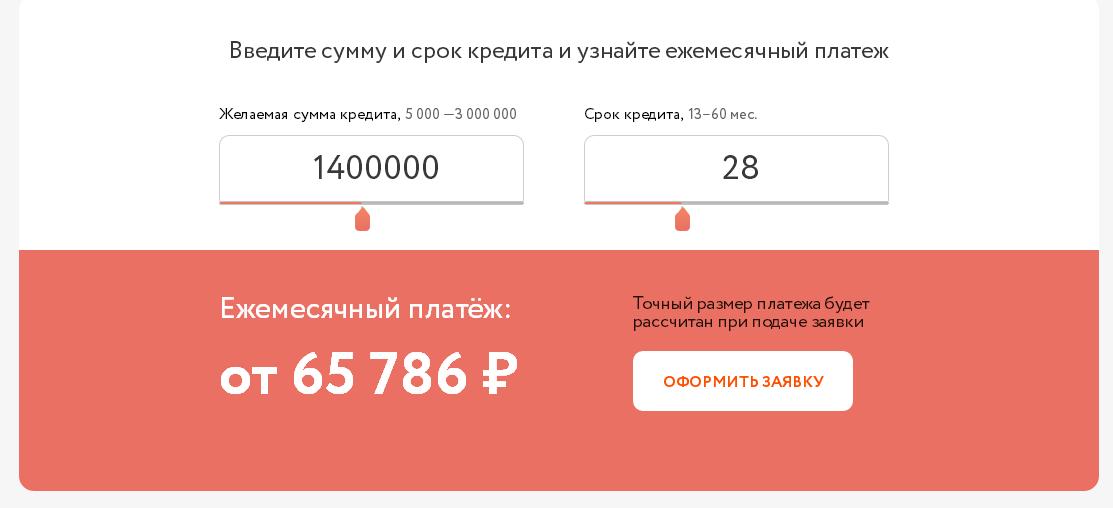 Моментальный кредит на карту Сбербанка