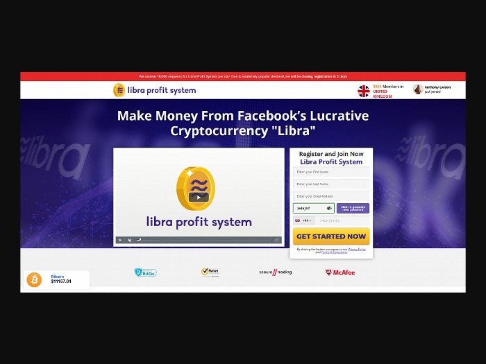 [WEB MOB] Libra Profit System - Spanish /MX/UY/SV/CR/CO/EC/CL/PA/PE/PY