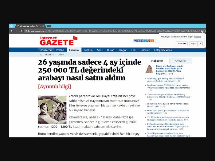 Olymp Trade para kazanma think, that