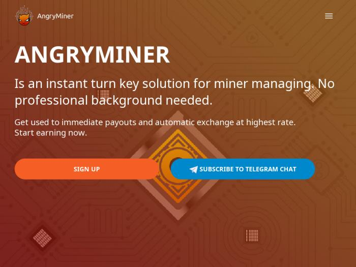 Angryminer