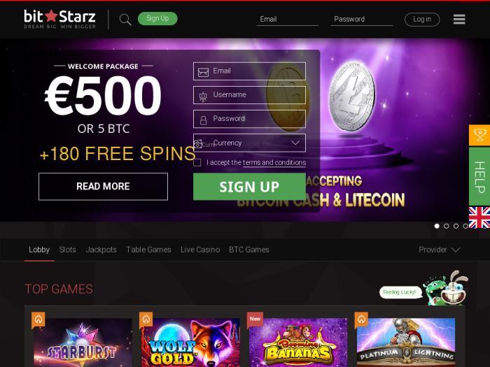 официальный сайт bitstarz casino отзывы