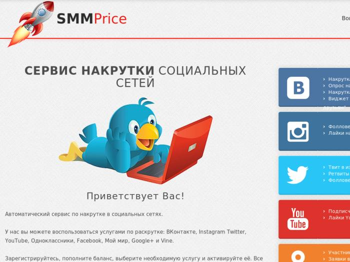 Smmprice