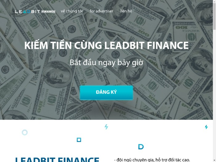 Finance Leadbit