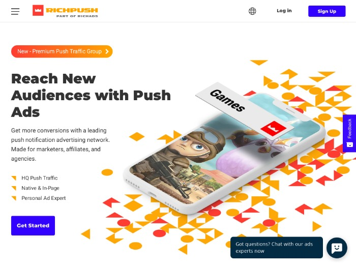 RichPush.co