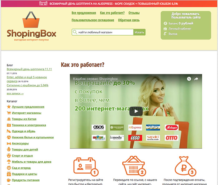 Shopingbox