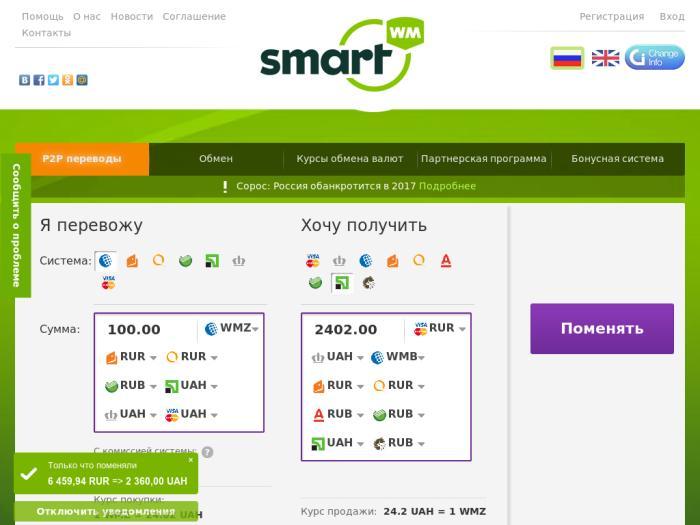 qiwi на приват smartwm.ru